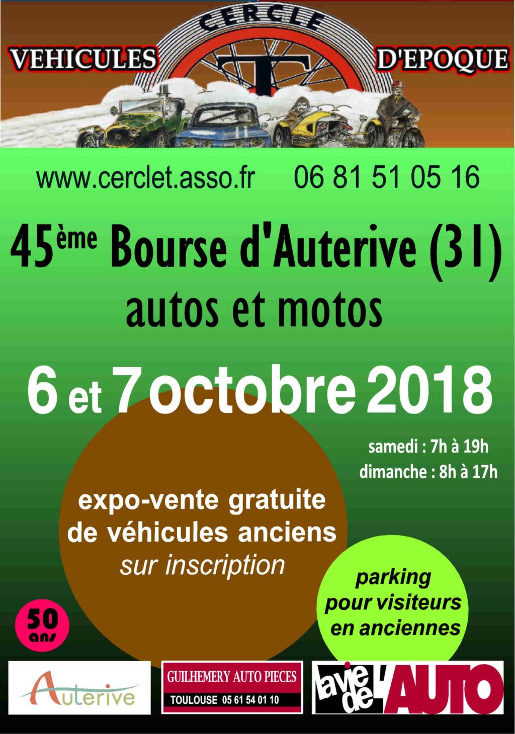 Bourse - 6 & 7 octobre 2018 - Auterive (31) 2018bo14