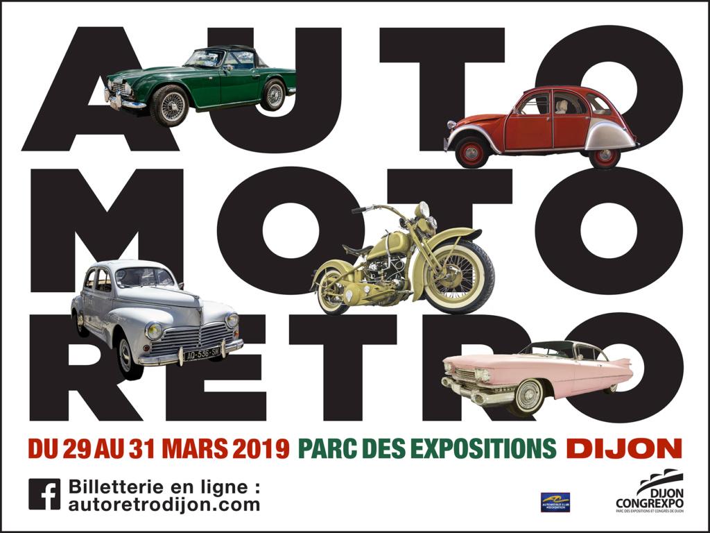 Salon - du 29 au 31 mars 2019 - Parc des Expositions - DIJON  2019sa12