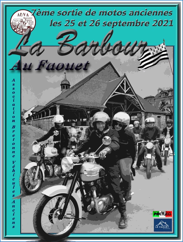 MANIFESTATION - 7ème Sortie de Motos Anciennes - 25 & 26 Septembre 2021 - Faouet  2021so10