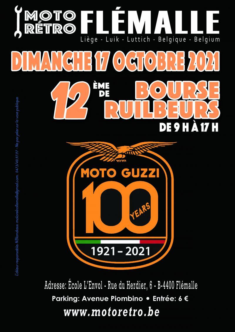 MANIFESTATION - 12éme Bourse Ruilbeurs - Flémalle (4400) Belgique  21091010