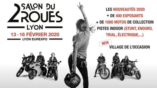 MANIFESTATION - Salon du 2 Roues - 13 - 16 Février 2020 - Lyon Eurexpo  23571610