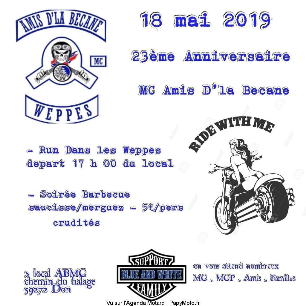 Manifestation -  18 Mai 2019 -  Chemin de Halage  -  DON (59272) 23e-an10