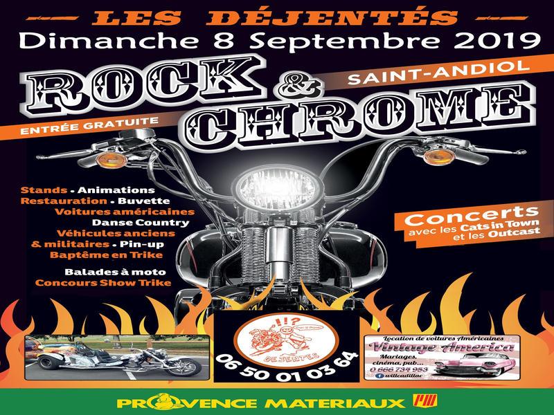 MANIFESTATION - Rock & Chrome - Dimanche 8 Septembre 2019 - Saint - Andiol 2de0ed10