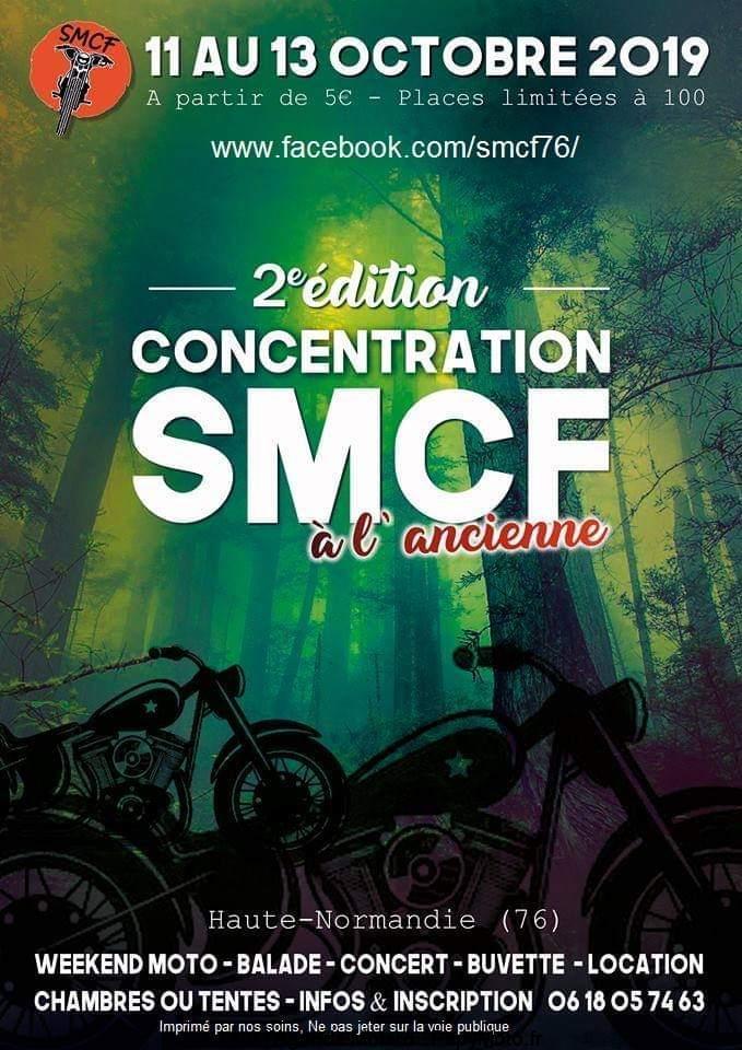 MANIFESTATION - Concentration à L'Ancienne - 11 au 13 Octobre 2019 - Haute -Normandie (76) 2e-con16
