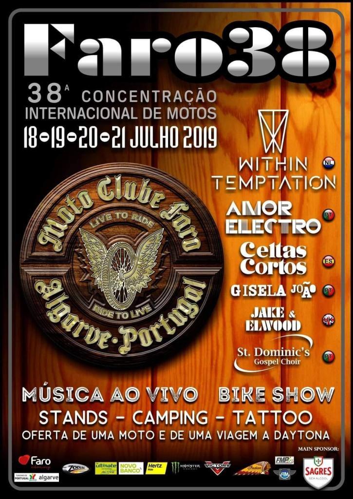 MANIFESTATION - Faro 38 - Concentration - 18 - 19 - 20  & 21 Juillet 2019 ( PORTUGAL)  38e-co11