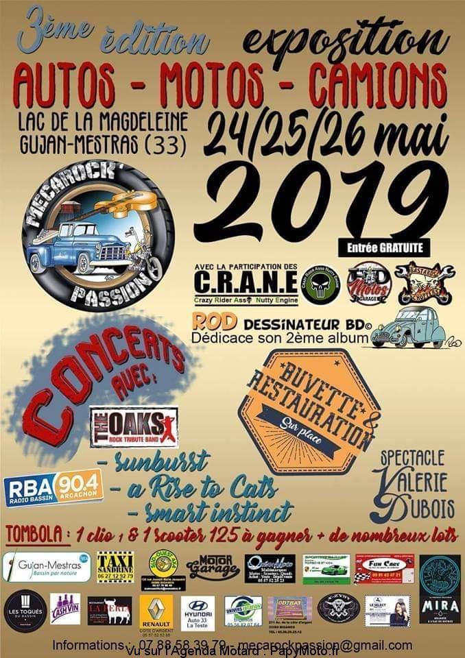 MANIFESTATION - Exposition - 24 - 25 - & 26 Mai 2019 - Lac de la Magdeleine - Gujan-Mestras (33) 3e-exp10