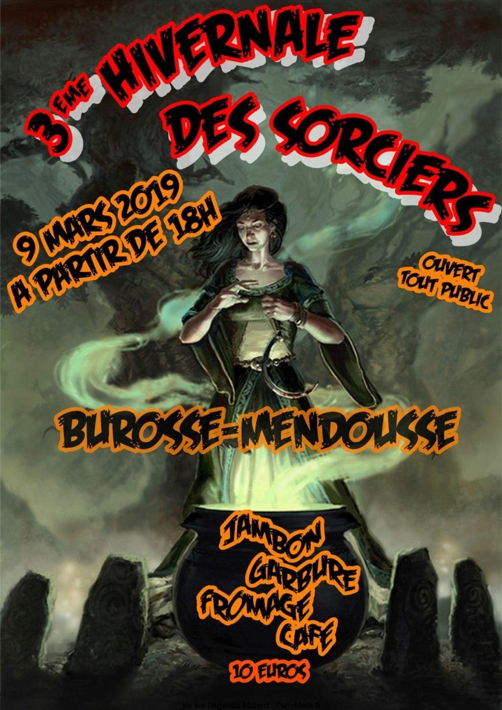 Hivernale des Sorciers - samedi 9 mars 2019 - Burosse-Mendousse ( 64 ) 3e-hiv10