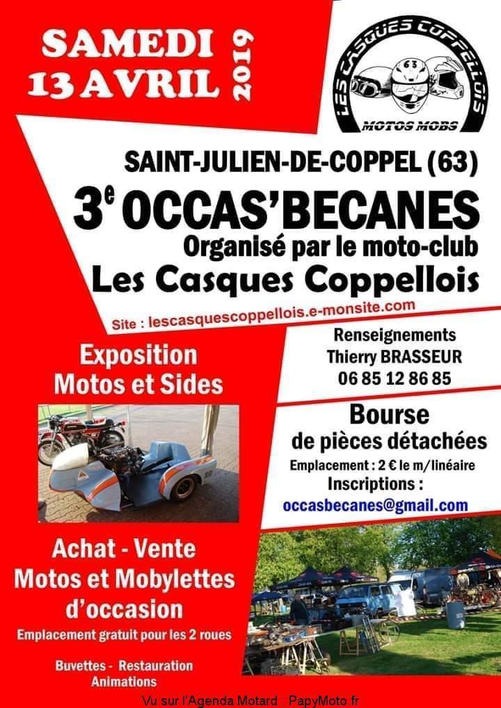 Ocass' Bécannes - 13 Avril 2019 - Saint - Julien - de - Coppel -(63) 3e-occ10