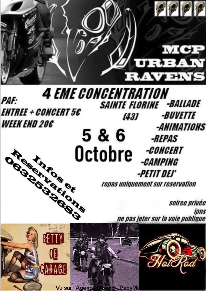 MANIFESTATION - Concentration - 5 & 6 Octobre 2019 - Sainte Florine (43) 4e-con12