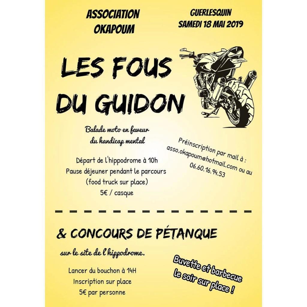 MANIFESTATION - Balade - Samedi 18 Mai 2019 - Guerlesquin - (29650) 52977310