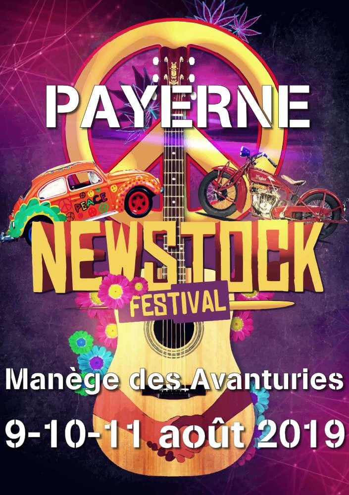 MANIFESTATION - Newstock Festival - 9 -10 - & 11 AOUT 2019- Payerne - (1530 suisse)  5c313710