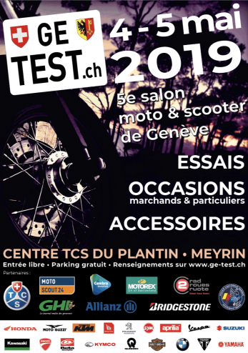 Salon - 4 & 5 Mai 2019 - Centre TCS Du Plantin  - MEYRIN  5c7d2b10