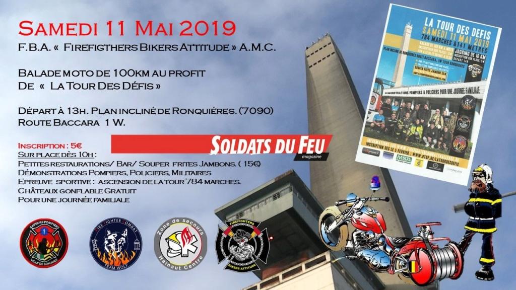 Manifestation - Samedi 11 Mai 2019 - BRAINE - LE - COMTE (7090) Belgique  5caef110