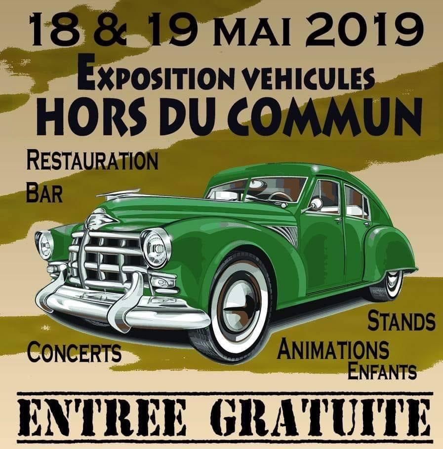 MANIFESTATION - Exposition - 18 & 19 Mai 2019 - Gargenville - (78) 5cdac410