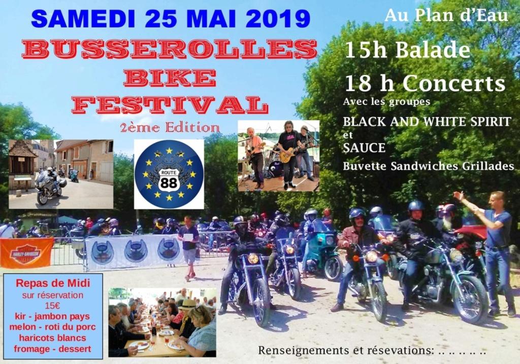 MANIFESTATION - Bike Festival - Samedi 25 Mai 2019 - Busserolles (24360) 5cdb0110