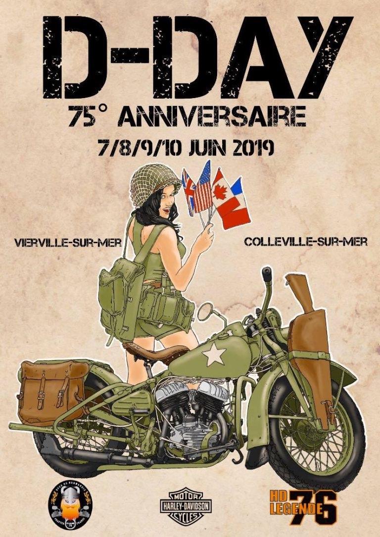 MANIFESTATION - 7 - 8 - & 9 Juin 2019 - Hauteville-sur-Mer (50) 5cefec10