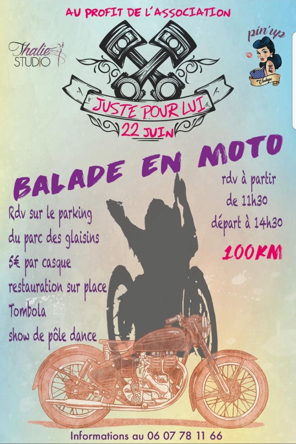 MANIFESTATION - Balade Moto - 22 Juin 2019 - Annecy-le Vieux (74) 5cf6a610