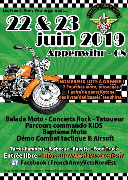 MANIFESTATION - Rassemblement - 22 & 23 Juin 2019 - Appenwihr - (68) 5d039810