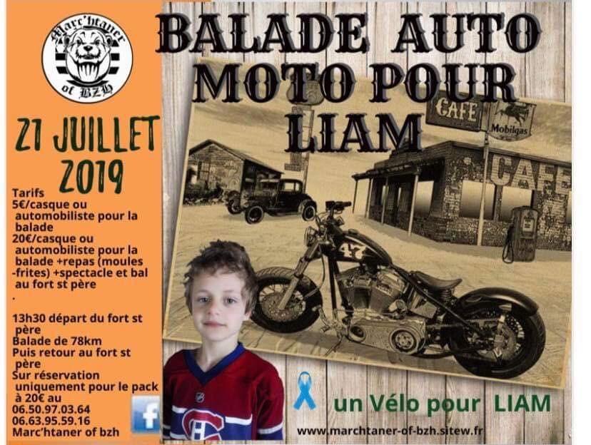 MANIFESTATION - Balade - 21 Juillet 2019 - Saint -Père (35) France  5d0b4910