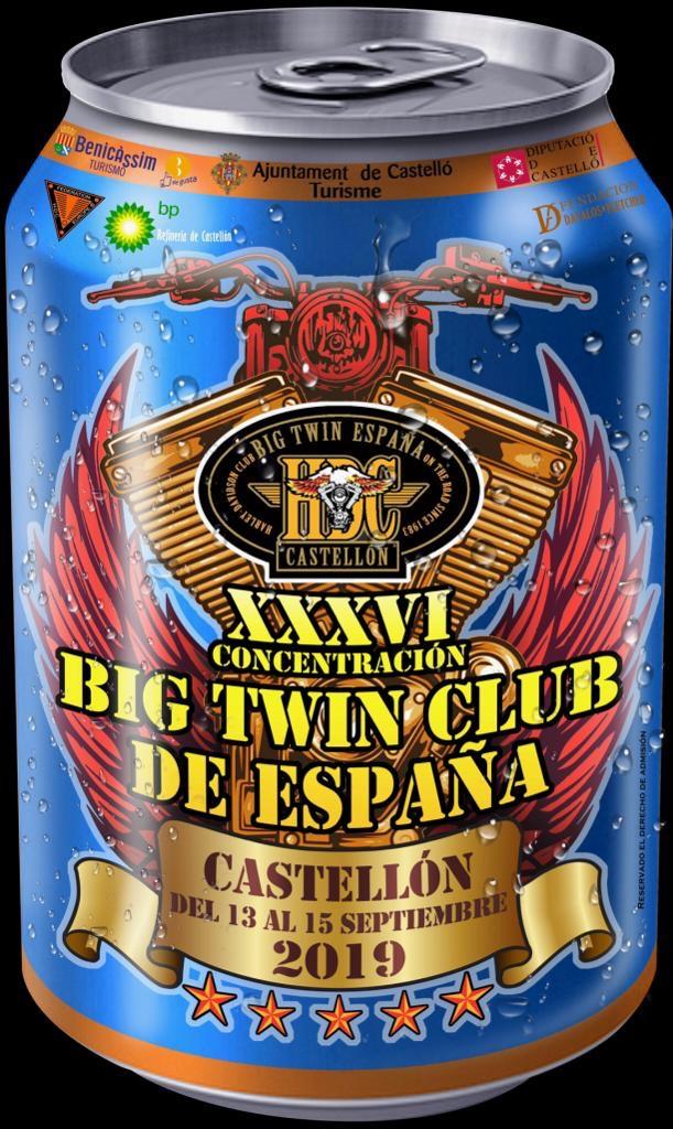 MANIFESTATION - Big Twin Club - 13 au 15 septembre 2019 - El Grao de Castellon - 12100 Espagne     5d2c4810