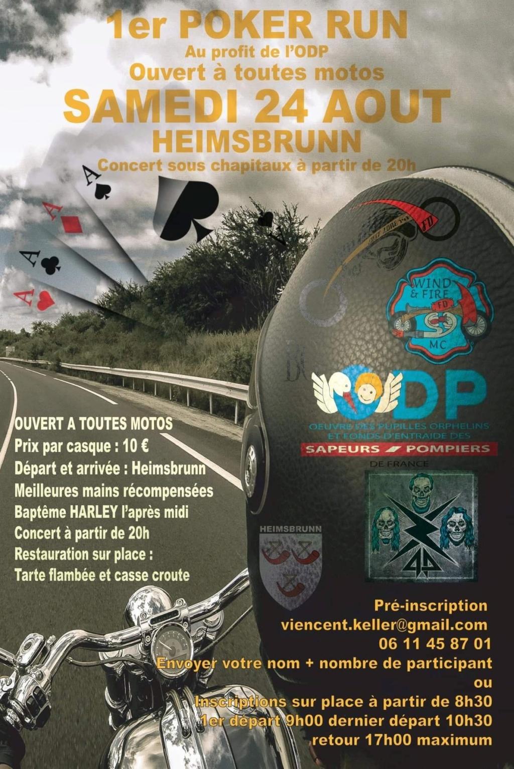 MANIFESTATION - 1er Poker Run - Samedi 24 AOUT - Heimsbrunn 5d386810