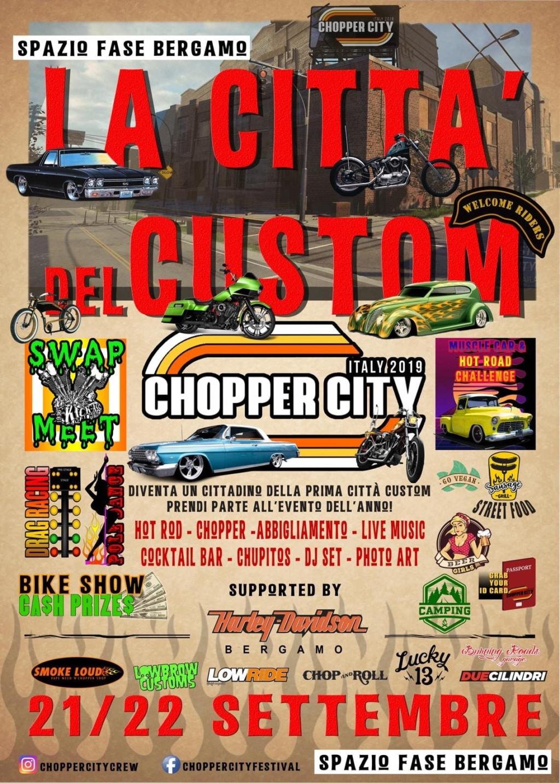 MANIFESTATION - La Cita ' Del Custom -21 & 22 Septembre 2019- Alzano-Lombardo (Italia) 5d7a1910