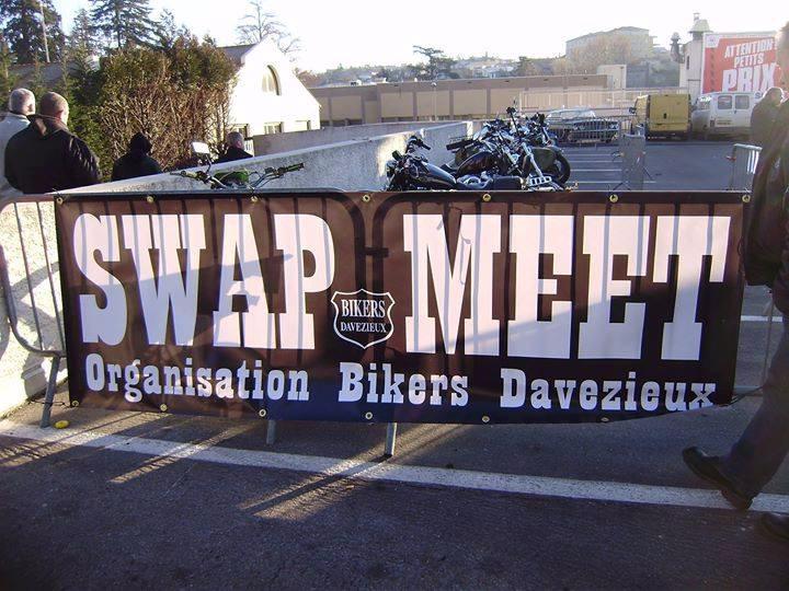 MANIFESTATION - SWAP MEET - 2 Février 2020 - Annonay (07) France  5db08211