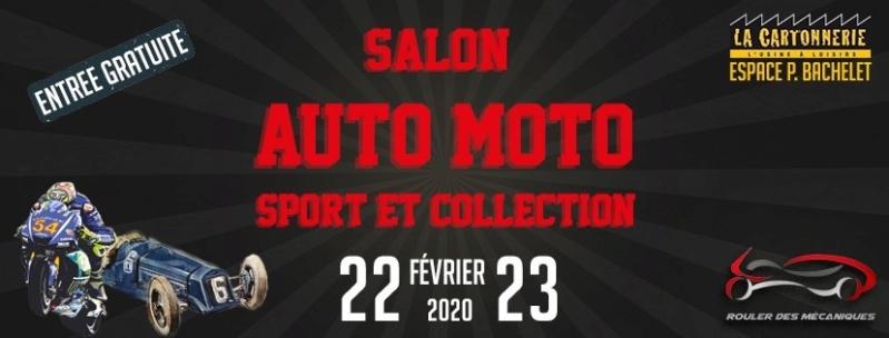 MANIFESTATION - Salon Auto Moto - 22 & 23 Février 2020 - Dammarie - Lè - Lys (77190) 5de52210