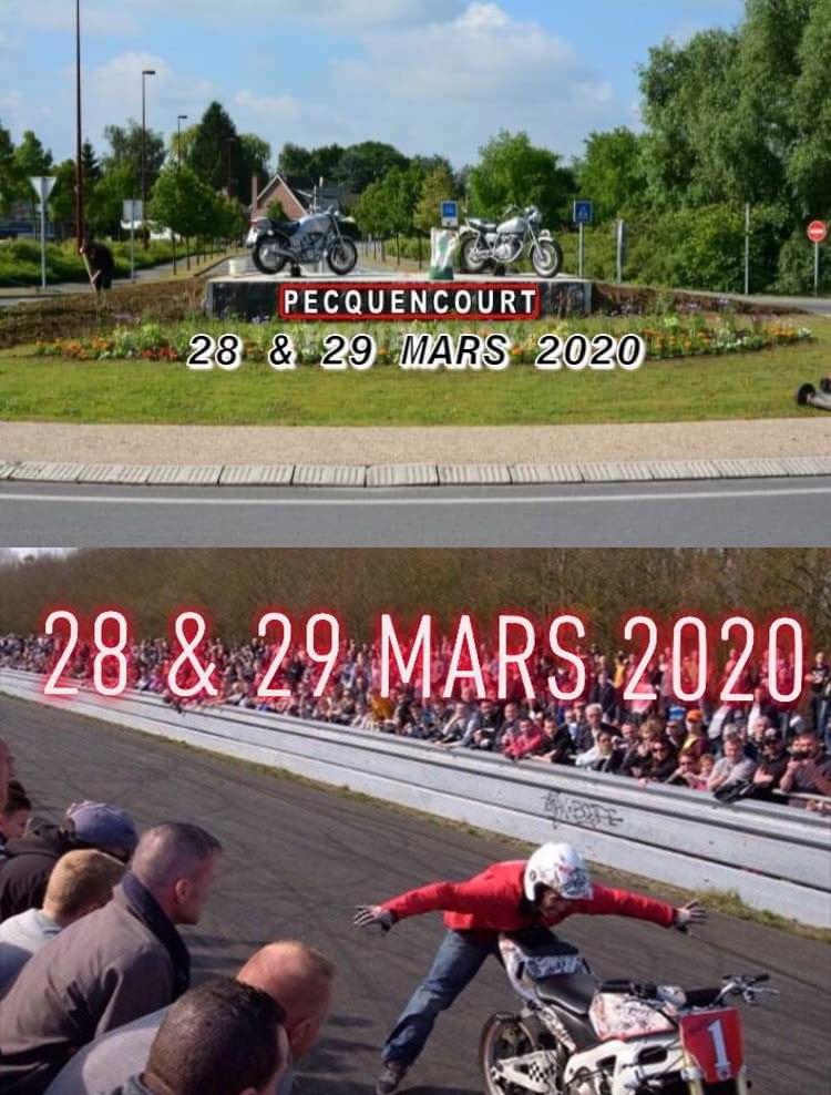 MANIFESTATION  - Pecquencourt 2020 - 28 & 29 Mars 2020 - Pecquencourt 5dff8210