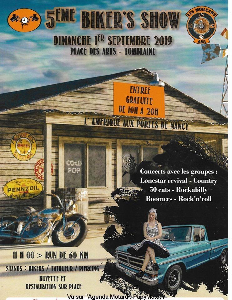 MANIFESTATION - Biker's Show - Dimanche 1er Septembre 2019 - TOMBLAINE  5e-bik10