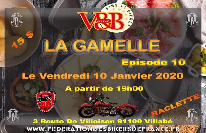 MANIFESTATION - La Gamelle - Vendredi 10 Janvier 2020 - Villabé (91100) 5e0e3d10