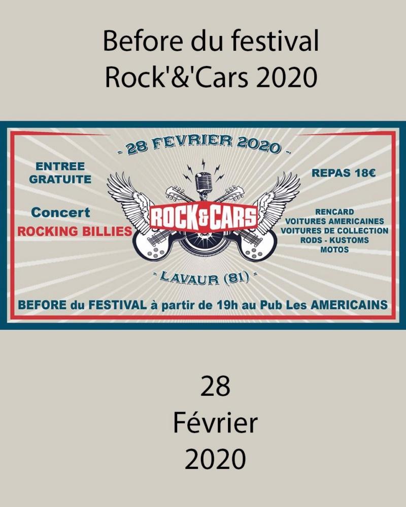 MANIFESTATION - Rock'&'Cars 2020 - 28 Février 2020 - Lavaur (81) 5e1e0510