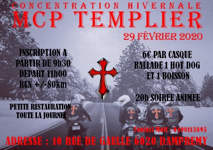 MANIFESTATION - Concentration Hivernale - 29 Février 2020 - Dampremy  - (6020) 5e331110