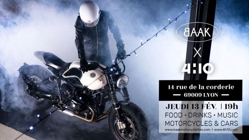 MANIFESTATION - Motorcycles & Cars - Jeudi 13 Février 2020 - Lyon (69009) 5e3ad610