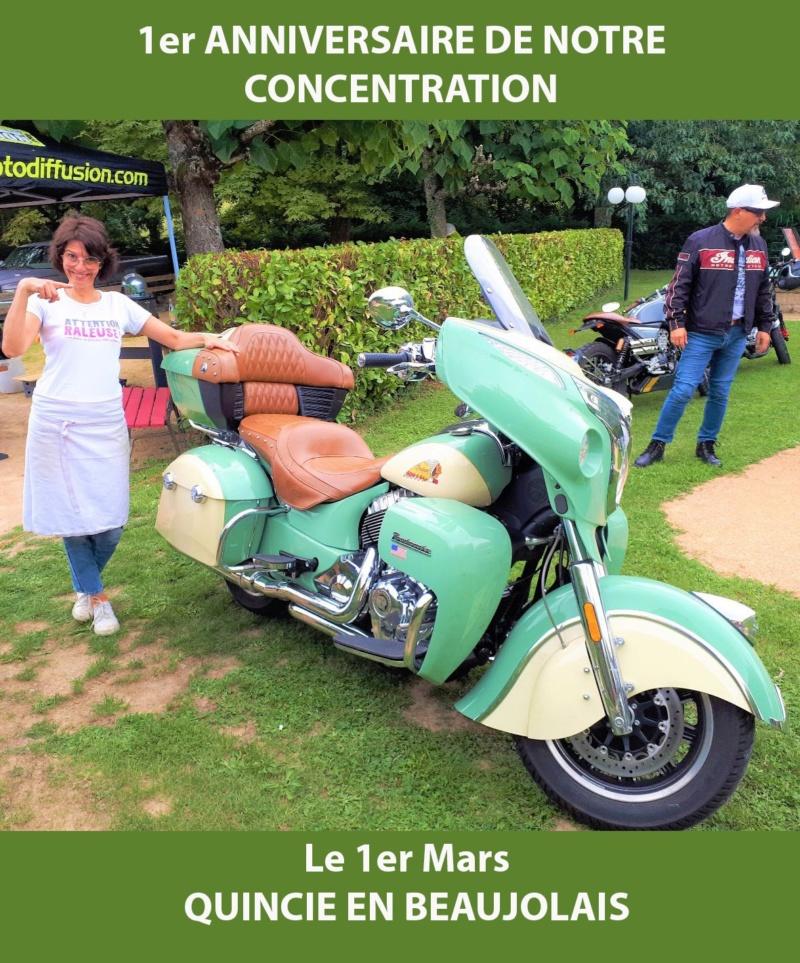 MANIFESTATION  - 1er Anniversaire Concentration - 1er Mars 2020 - Quincie en Baujolais  5e4f9910