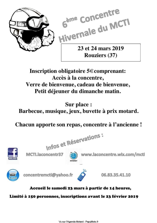 concentration - 23 & 24 Mars 2019 - ROUZIERS (37) 6e-con11