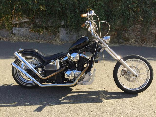 800 - chopper vn 800 vu sur le net  88011810
