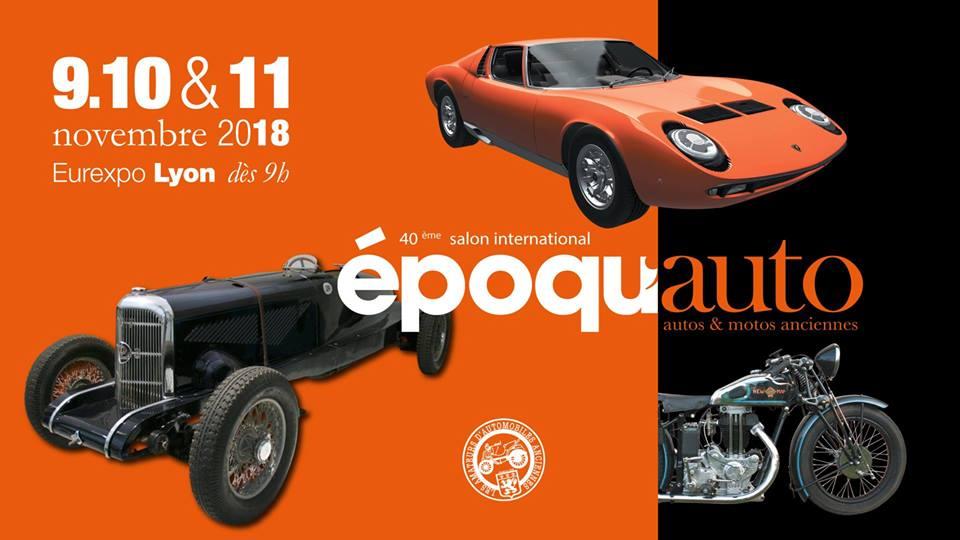 Expo - 9 - 10 - & 11 novembre 2018 - EUREXPO -  LYON  88210