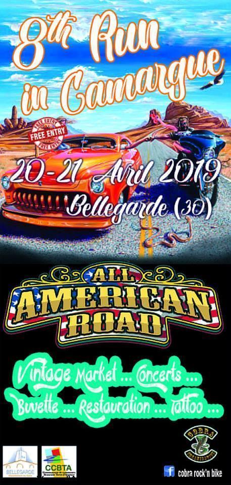 8 th Run in Camargue - 20 & 21 Avril 2019  Bellegarde (30) 8th-ru11