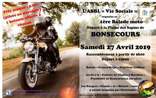 Rassemblement - Samedi 27 Avril 2019 - Bonsecours ( 7603 ) - Belgique  94640010