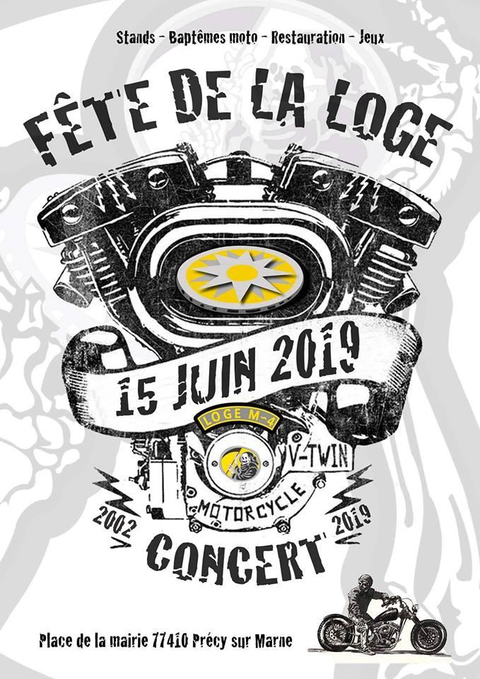 MANIFESTATION - 15 Juin 2019 - Prècy sur Marne - (77410) Aff-fe10