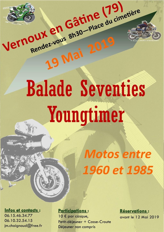 MANIFESTATION - alade Seventies - 19 Mai 2019 - Vernoux en Gatine (79) Affich39