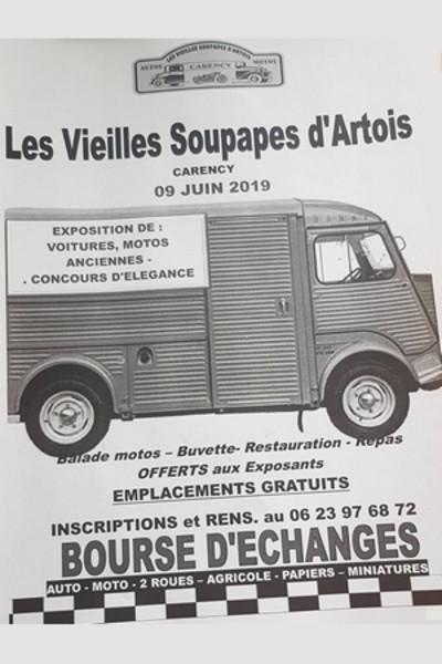 MANIFESTATION - Bourse D'échanges - 9 Juin 2019 - Carency (62) Agen2211