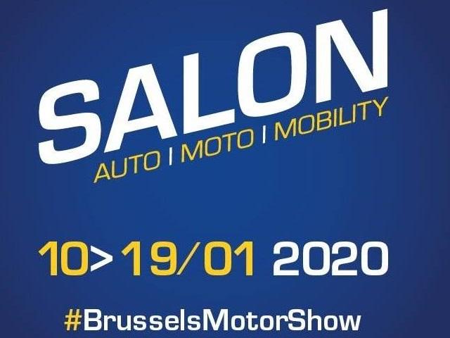 MANIFESTATION - Salon Auto Moto - 10 au 19 Janvier 2020 - Bruxelles ( belgique ) Auto10