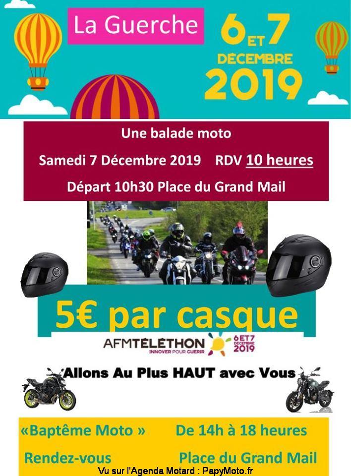 MANIFESTATION - Balade Moto - Samedi 6 & 7 Décembre 2019 - La Guerche de Bretagne (35)  Balad134