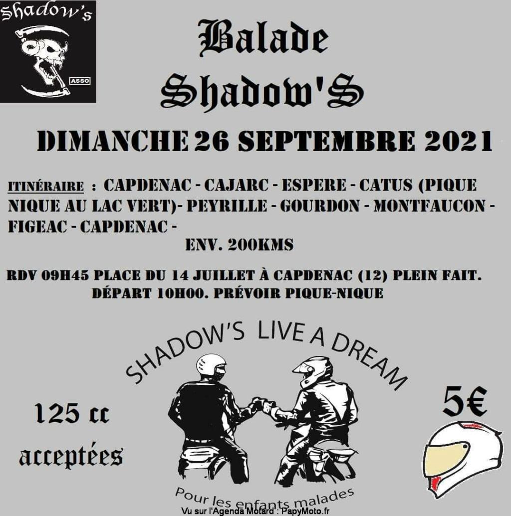 MANIFESTATION - Balade Shadow's - Dimanche 26 Septembre 2021 - Capdenac (12) Balad153