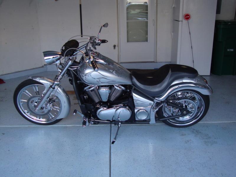Les plus beaux VN 900 Bike2010