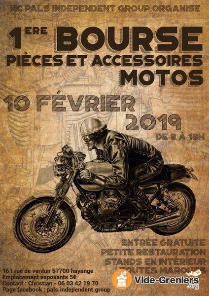 Bourse  Moto - 10 février 2019 - hayange  (57700) Bourse19