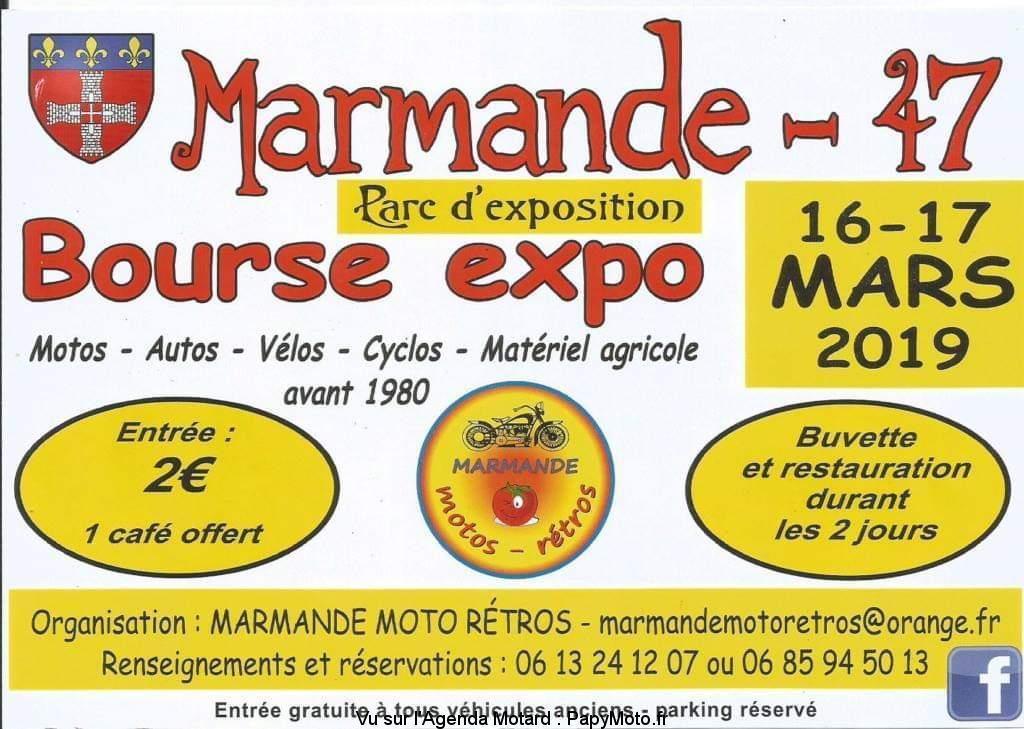 Bourse Expo -16 & 17 Mars - Marmande (47) Bourse23