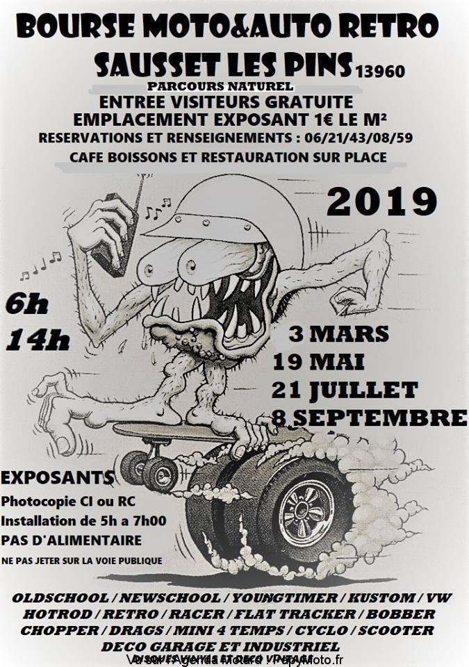 Bourse - 3 Mars 2019 - Sausset les Pins (13960) Bourse24